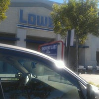 Photo taken at Lowe's Home Improvement by Roberto G. on 10/26/2012
