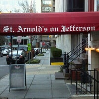 Photo taken at St. Arnold's on Jefferson by Fred G. on 1/19/2013