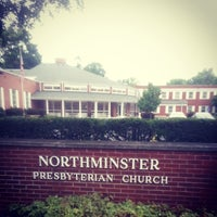 Photo taken at Northminster Presbyterian Church by Andy L. on 8/17/2014