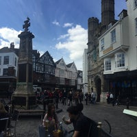 Photo taken at The Old Buttermarket by Hur H. on 5/1/2016