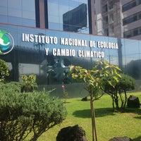 Photo taken at Instituto Nacional De Ecología Y Cambio Climático (INECC) by Luis E. on 7/29/2014