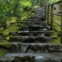 Photo taken at Portland Japanese Garden by yesi g. on 10/12/2012