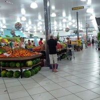 Photo taken at Supermercado Avenida by Samuel N. on 1/30/2013