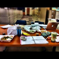 Photo taken at Perry-Castañeda Library (PCL) by Briana E. on 12/10/2012