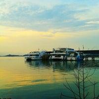 Photo taken at Waterfront International Ferry Terminal by Haryadi B. on 5/3/2013