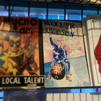 Photo taken at Crescent City Comics by Jibran K. on 12/27/2014