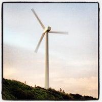 Photo taken at Wellington Wind Turbine by Woiwoi W. on 4/27/2013