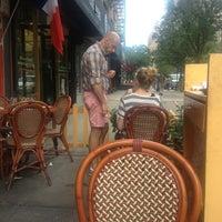 Photo taken at Cafe du Soleil by Amp J N. on 7/13/2013