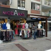 Photo taken at ModAras by Ozan Ö. on 4/11/2014
