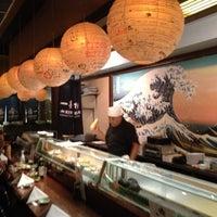 Photo taken at Samurai Japanese Restaurant by Cimarron B. on 10/19/2012