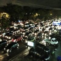 Photo taken at Jalan A. P. Pettarani by Yosi F. on 1/3/2013