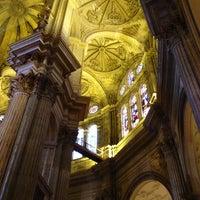 Foto tomada en Catedral de Málaga por )|( aXxel el 7/8/2013