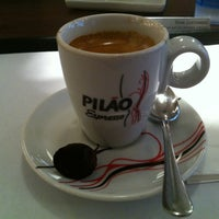 Photo taken at Viena Café by Karin T. on 3/14/2013