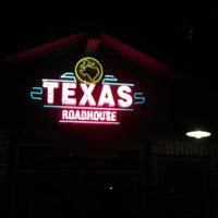 Photo taken at Texas Roadhouse by Bruce W. on 11/25/2012