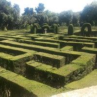 Photo prise au Parc del Laberint d'Horta par Michell N. le4/24/2013
