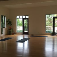Photo taken at Yoga and Wellness of The Palm Beaches by Cait M. on 1/10/2018