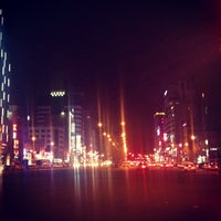 Photo taken at 인덕원교 by Henry L. on 3/13/2013