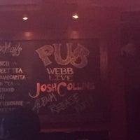 Photo taken at Pub Webb by Ajua K. on 8/17/2016