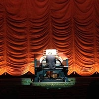 Photo taken at The Byrd Theatre by Todd N. on 12/4/2012