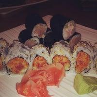 Photo taken at Azuma Sushi by Jenn S. on 5/22/2013