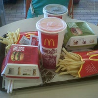 Photo taken at McDonald's by Matias S. on 12/12/2012