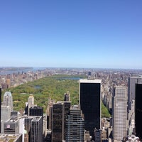 Photo prise au Top of the Rock Observation Deck par Cristian M. le5/3/2013