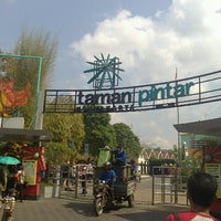 Photo taken at Taman Pintar by Dilan A. on 9/23/2012