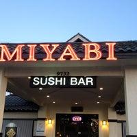 Photo taken at Miyabi by Shannon B. on 3/27/2013