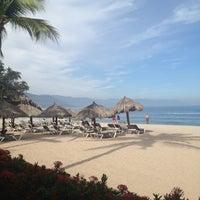 Photo taken at Dreams Resort & Spa by Orquidea L. on 5/11/2013