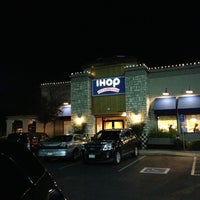 Photo taken at IHOP by Joseph R. on 12/20/2012