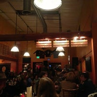 Photo taken at Second Street Brewery by Ryan F. on 1/27/2013