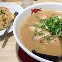 Photo taken at らーめん世界 福井開発店 by Uss S. on 8/1/2013