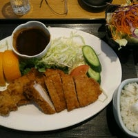 Photo taken at Seto Tempura House by oohgodyeah on 3/31/2017