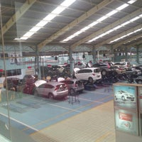 Photo taken at Honda Jakarta Center (PT Imora Motor) by Santo G. on 12/28/2015