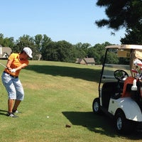 Photo taken at Chateau Elan Golf Course by Auggie on 8/23/2014
