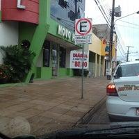 Photo taken at Novo Hotel - Porto Velho by Romulo L. on 1/30/2013