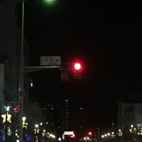 Photo taken at 伊勢町交差点 by PCX 1. on 12/7/2016
