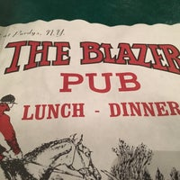 Photo taken at The Blazer Pub by J P. on 1/30/2017