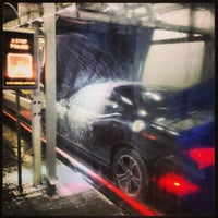 Photo taken at Hoffman Car Wash by Philip M. on 2/5/2013