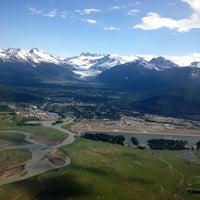 Photo taken at Juneau International Airport (JNU) by Yukon K. on 6/11/2013