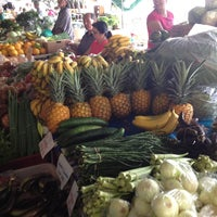 Photo taken at Hilo Farmers Market by Yukon K. on 6/22/2013