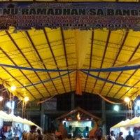 Photo taken at Al-nor Complex Ramadhan Fair by Bai I. on 7/31/2013
