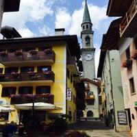 Photo taken at Piazza Battisti by Stefano on 7/13/2015