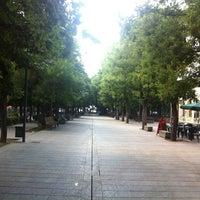 Photo taken at Parco Comunale alla Passeggiata by Stefano on 7/5/2013