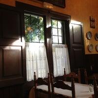 Photo taken at Restaurant La Font de Prades by Anton K. on 1/14/2013
