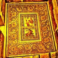 4/30/2013 tarihinde MobilAdam -.ziyaretçi tarafından Zeugma Mozaik Müzesi'de çekilen fotoğraf