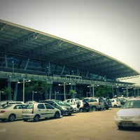 Photo taken at Chennai International Airport (MAA) by Tom B. on 7/15/2013