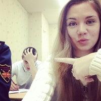Photo taken at Школа №174 им. И.П. Зорина by Dasha B. on 11/20/2013