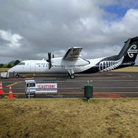 Photo taken at Taupo Airport (TUO) by Aidan C. on 1/23/2017