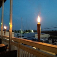 Photo taken at Bar Harbor Grill by Brian R. on 8/13/2013